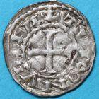Photo numismatique  MONNAIES BARONNIALES Abbaye de SAINT-MARTIN de TOURS (XIIe-XIIIe siècles) Deniers.