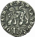 Photo numismatique  MONNAIES MONNAIES DU MONDE ITALIE SENAT-ROMAIN, Colonna-Orsini (fin XIIIe-XIVe siècle) Gros.