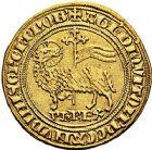 Photo numismatique  ARCHIVES VENTE 9 mars 2018 - Coll. Dr P. Corre ROYALES FRANCAISES PHILIPPE IV LE BEL (5 octobre 1285-30 novembre 1314)  28- Agnel d'or (26 janvier 1311).