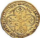 Photo numismatique  ARCHIVES VENTE 9 mars 2018 - Coll. Dr P. Corre ROYALES FRANCAISES CHARLES IV LE BEL (3 janvier 1322–1er février 1328)  30- Royal d'or (16 février 1326).