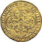 Photo numismatique  ARCHIVES VENTE 9 mars 2018 - Coll. Dr P. Corre ROYALES FRANCAISES PHILIPPE VI DE VALOIS(1er avril 1328-22 août 1350)  34- Pavillon d'or (8 juin 1339).