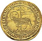 Photo numismatique  ARCHIVES VENTE 9 mars 2018 - Coll. Dr P. Corre ROYALES FRANCAISES JEAN II LE BON (22 août 1350-18 avril 1364)  37- Mouton d'or (17 janvier 1355).