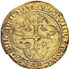 Photo numismatique  VENTE 9 mars 2018 - Coll. Dr P. Corre et divers ROYALES FRANCAISES LOUIS XI (22 juillet 1461-30 août 1483)  48- Écu d'or à la couronne (31 décembre 1461), Paris.
