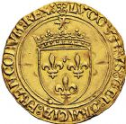 Photo numismatique  ARCHIVES VENTE 9 mars 2018 - Coll. Dr P. Corre ROYALES FRANCAISES LOUIS XII (8 avril 1498-31 décembre 1514)  51- Écu d'or au soleil (25 avril 1498), Paris.