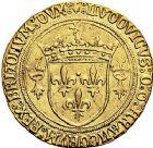Photo numismatique  ARCHIVES VENTE 9 mars 2018 - Coll. Dr P. Corre ROYALES FRANCAISES LOUIS XII (8 avril 1498-31 décembre 1514)  52- Écu d'or au soleil de Bretagne, Rennes.