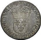 Photo numismatique  ARCHIVES VENTE 9 mars 2018 - Coll. Dr P. Corre ROYALES FRANCAISES LOUIS XIV (14 mai 1643-1er septembre 1715)  67- Écu au buste juvénile, 1er poinçon, Paris 1670.