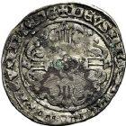 Photo numismatique  ARCHIVES VENTE 9 mars 2018 - Coll. Dr P. Corre BARONNIALES Duché de BRETAGNE JEAN IV (1345-1399) 97- Gros à l'écu heaumé, Rennes.