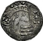Photo numismatique  ARCHIVES VENTE 9 mars 2018 - Coll. Dr P. Corre BARONNIALES Seigneurie de SAINT-AIGNAN ANONYMES (Xie siècle) 117- Denier.