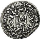 Photo numismatique  ARCHIVES VENTE 9 mars 2018 - Coll. Dr P. Corre BARONNIALES Duché d'AQUITAINE EDOUARD III (1327-1362) 136- Gros au châtel crénelé et au portail.