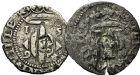 Photo numismatique  ARCHIVES VENTE 9 mars 2018 - Coll. Dr P. Corre BARONNIALES Comté d'URGEL, CATALOGNE, ROUSSILLON  151- Lot de 5 monnaies.
