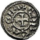 Photo numismatique  ARCHIVES VENTE 9 mars 2018 - Coll. Dr P. Corre BARONNIALES Comté de CARCASSONNE (Xe - XIe siècles) 154- Obole.