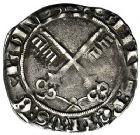 Photo numismatique  ARCHIVES VENTE 9 mars 2018 - Coll. Dr P. Corre BARONNIALES Comtat VENAISSIN MARTIN V (1417-1431) 169- Carlin, Avignon.