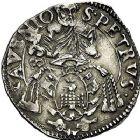 Photo numismatique  ARCHIVES VENTE 9 mars 2018 - Coll. Dr P. Corre BARONNIALES Comtat VENAISSIN ALEXANDRE VII (1655-1667) 173- Gros, 1657.