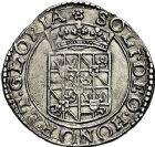 Photo numismatique  ARCHIVES VENTE 9 mars 2018 - Coll. Dr P. Corre BARONNIALES Principauté d'ORANGE FREDERIC HENRI de Nassau (1625-1647) 182- Teston du type IV.