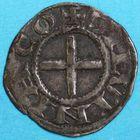 Photo numismatique  MONNAIES BARONNIALES Prieuré de SOUVIGNY (XIe-XIIe siècles) Denier.