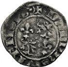 Photo numismatique  ARCHIVES VENTE 9 mars 2018 - Coll. Dr P. Corre BARONNIALES Dauphins du VIENNOIS CHARLES (1349-1364), futur CHARLES V de France 197- Denier.