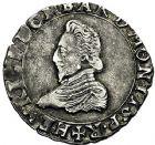 Photo numismatique  ARCHIVES VENTE 9 mars 2018 - Coll. Dr P. Corre BARONNIALES Principauté des DOMBES LOUIS II et HENRI II 210- Lot de 2 monnaies.