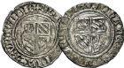 Photo numismatique  ARCHIVES VENTE 9 mars 2018 - Coll. Dr P. Corre BARONNIALES Duché de BOURGOGNE JEAN SANS PEUR et PHILIPPE LE BON 219- Lot de 5 monnaies.