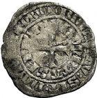 Photo numismatique  ARCHIVES VENTE 9 mars 2018 - Coll. Dr P. Corre BARONNIALES Comté de BAR HENRI IV (1336-1344) 222- Lot de 2 monnaies, anonyme et Henri IV.