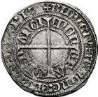 Photo numismatique  ARCHIVES VENTE 9 mars 2018 - Coll. Dr P. Corre BARONNIALES Duché de LORRAINE CHARLES II (1390-1431) 227- Gros, Nancy.