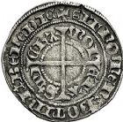Photo numismatique  ARCHIVES VENTE 9 mars 2018 - Coll. Dr P. Corre BARONNIALES Duché de LORRAINE RENE Ier (1419-1480) 229- Gros, Saint-Mihiel.