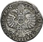 Photo numismatique  ARCHIVES VENTE 9 mars 2018 - Coll. Dr P. Corre BARONNIALES Principauté d'ARCHES-CHARLEVILLE CHARLES  II de GONZAGUE, duc de Mantoue (1601-1637) 246- Thaler de 45 sols non daté (émission de 1627), Charleville.