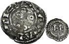 Photo numismatique  ARCHIVES VENTE 9 mars 2018 - Coll. Dr P. Corre BARONNIALES PICARDIE et ARTOIS  251- Lot de 4 monnaies