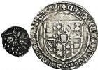 Photo numismatique  ARCHIVES VENTE 9 mars 2018 - Coll. Dr P. Corre BARONNIALES Duché de BRABANT  255- Lot de 3 monnaies.