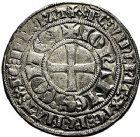 Photo numismatique  ARCHIVES VENTE 9 mars 2018 - Coll. Dr P. Corre BARONNIALES Comté de HAINAUT JEAN II d'Avesnes (1280-1304) 257- Gros tournois.