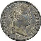 Photo numismatique  ARCHIVES VENTE 9 mars 2018 - Coll. Dr P. Corre MODERNES FRANÇAISES NAPOLEON Ier, empereur (18 mai 1804- 6 avril 1814)  275- 5 francs, Paris 1811.