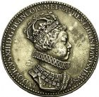 Photo numismatique  VENTE 9 mars 2018 - Coll. Dr P. Corre et divers JETONS et MEDAILLES RARES LOUIS XIII (16 mai 1610-14 mai 1643)  Sacré à Reims, le 17 octobre 1610 307- Médaille en argent par Nicolas Varin.
