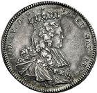 Photo numismatique  VENTE 9 mars 2018 - Coll. Dr P. Corre et divers JETONS et MEDAILLES RARES LOUIS XV (1er septembre 1715-10 mai 1774)  322-Lot de 3 jetons d'argent de J. C. et G. Roettiers.