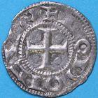 Photo numismatique  MONNAIES BARONNIALES Comté d'ANGOULEME ANONYMES (Xie siècle) Grand denier.