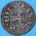 Photo numismatique  MONNAIES BARONNIALES Comté d'ANGOULEME (XIIe siècle) Denier.
