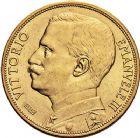 Photo numismatique  ARCHIVES VENTE 9 mars 2018 - Coll. Dr P. Corre MONNAIES DU MONDE ITALIE SAVOIE-SARDAIGNE, Victor Emmanuel III (1900-1943) 373- 100 lire, Rome 1912.