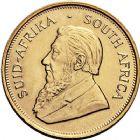 Photo numismatique  ARCHIVES VENTE 9 mars 2018 - Coll. Dr P. Corre MONNAIES DU MONDE AFRIQUE DU SUD République depuis 1960 383- Krugerrand or, 1976.