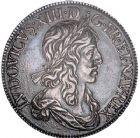 Photo numismatique  ARCHIVES VENTE 8 mars 2018 - Coll D. Fenouil ROYALES FRANCAISES LOUIS XIII (16 mai 1610-14 mai 1643)  1- Écu blanc de 60 sols, premier poinçon de Warin, 1641, A*, PARIS.