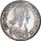 Photo numismatique  ARCHIVES VENTE 8 mars 2018 - Coll D. Fenouil ROYALES FRANCAISES LOUIS XIII (16 mai 1610-14 mai 1643)  3- Écu blanc de 60 sols, deuxième poinçon de Warin, 1643, A., PARIS.