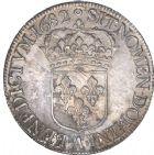 Photo numismatique  ARCHIVES VENTE 8 mars 2018 - Coll D. Fenouil ROYALES FRANCAISES LOUIS XIV (14 mai 1643-1er septembre 1715)  45- Écu blanc à la cravate, 1682, A, PARIS.