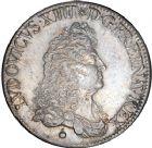 Photo numismatique  ARCHIVES VENTE 8 mars 2018 - Coll D. Fenouil ROYALES FRANCAISES LOUIS XIV (14 mai 1643-1er septembre 1715)  49- Écu de Flandre, 1685, A, PARIS.