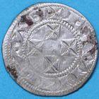 Photo numismatique  MONNAIES BARONNIALES Duché d'AQUITAINE GUILLAUME X (1127-1137) Denier.