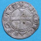 Photo numismatique  MONNAIES BARONNIALES Duché d'AQUITAINE EDOUARD, prince noir (1352-1372) Denier.