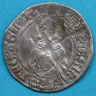 Photo numismatique  MONNAIES BARONNIALES Duché d'AQUITAINE EDOUARD, prince noir (1352-1372) Hardi de Bordeaux.