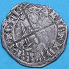 Photo numismatique  MONNAIES BARONNIALES Duché d'AQUITAINE RICHARD II (1377-1399) Hardi.