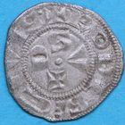 Photo numismatique  MONNAIES BARONNIALES Comté de RODEZ HENRI II (1274-1302) Denier.