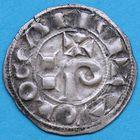 Photo numismatique  MONNAIES BARONNIALES Comté de TOULOUSE RAYMOND VI à VII (1148-1249) Denier.