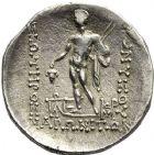 Photo numismatique  ARCHIVES VENTE 12 juin 2018 GRÈCE ANTIQUE THRACE ET GRÈCE CONTINENTALE Villes de Thrace, MARONÉE 21- Tétradrachme.