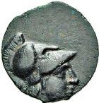 Photo numismatique  ARCHIVES VENTE 12 juin 2018 GRÈCE ANTIQUE THRACE ET GRÈCE CONTINENTALE Villes de Thrace, MÉSEMBRIE. 22- Bronze (450-350).