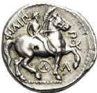 Photo numismatique  ARCHIVES VENTE 12 juin 2018 GRÈCE ANTIQUE THRACE ET GRÈCE CONTINENTALE Rois de MACÉDOINE. PHILIPPE II (359-336) 27- Tétradrachme, Amphipolis (323-315).
