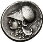 Photo numismatique  ARCHIVES VENTE 12 juin 2018 GRÈCE ANTIQUE GRECE CENTRALE CORINTHE (IVe siècle) 41- Statère, vers 350-338.